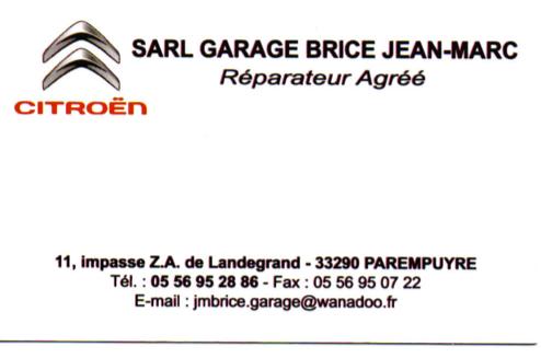 Garage Brice